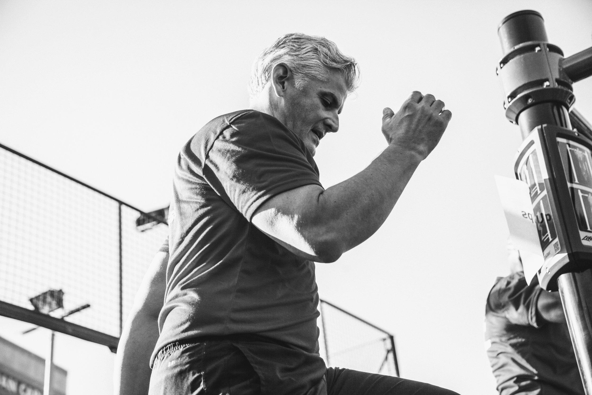 Chris Clough, Elite Trainer