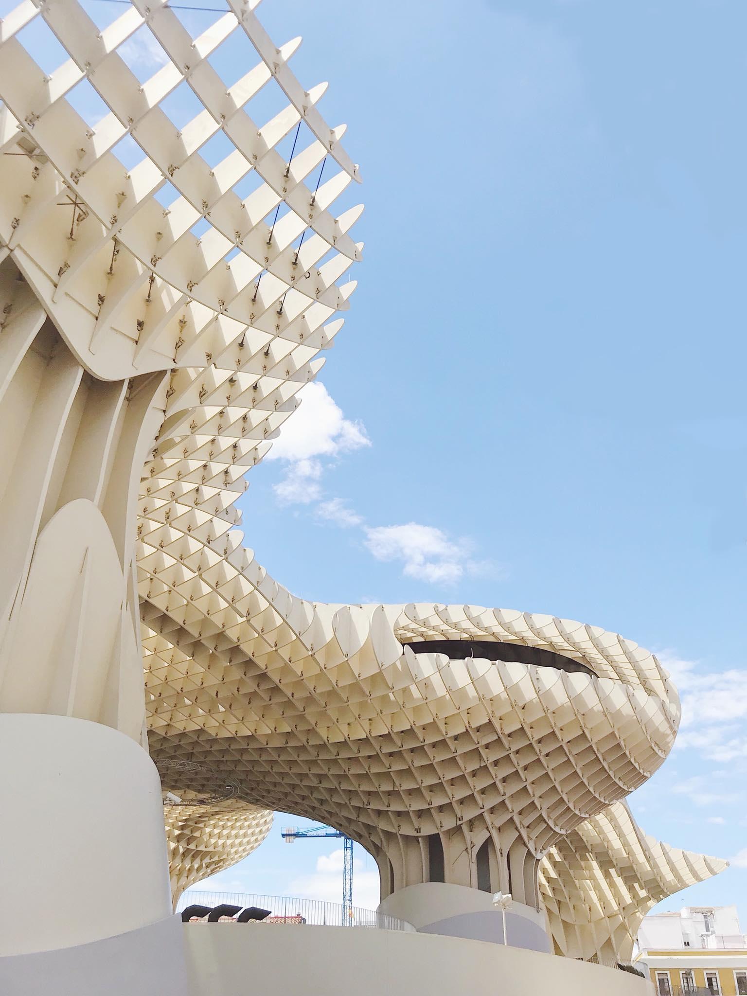El Metropol Parasol, Seville