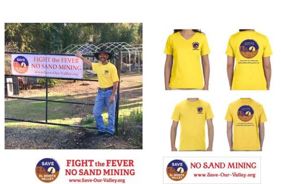 Save El Monte Valley items