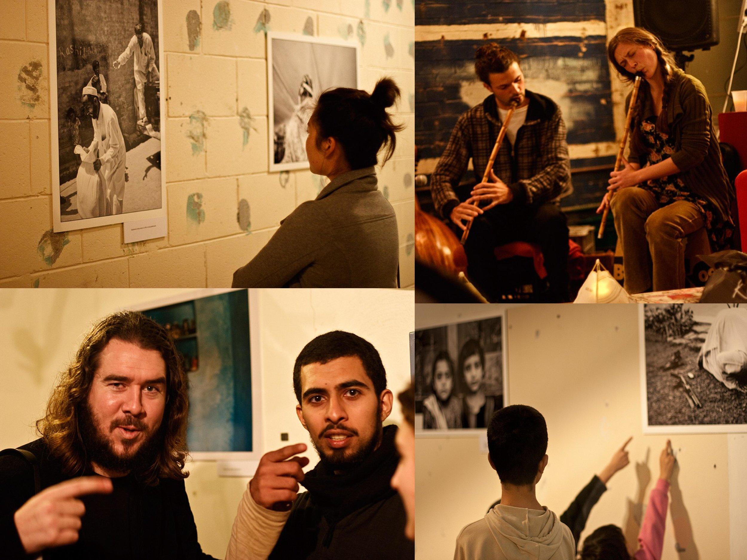 Pakistan: Faces from the frontline, City Studios, Burnett Lane Brisbane