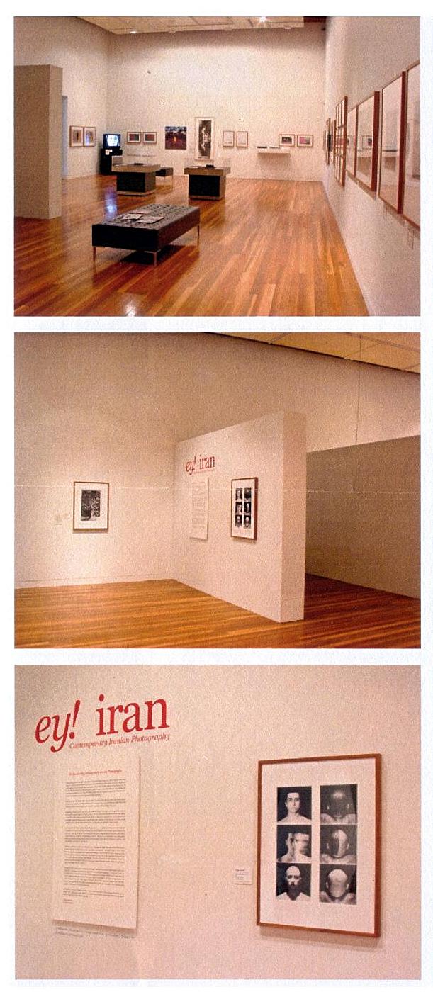 ey! Iran Contemporary Iranian Photography Aratoi Museum, Masterton