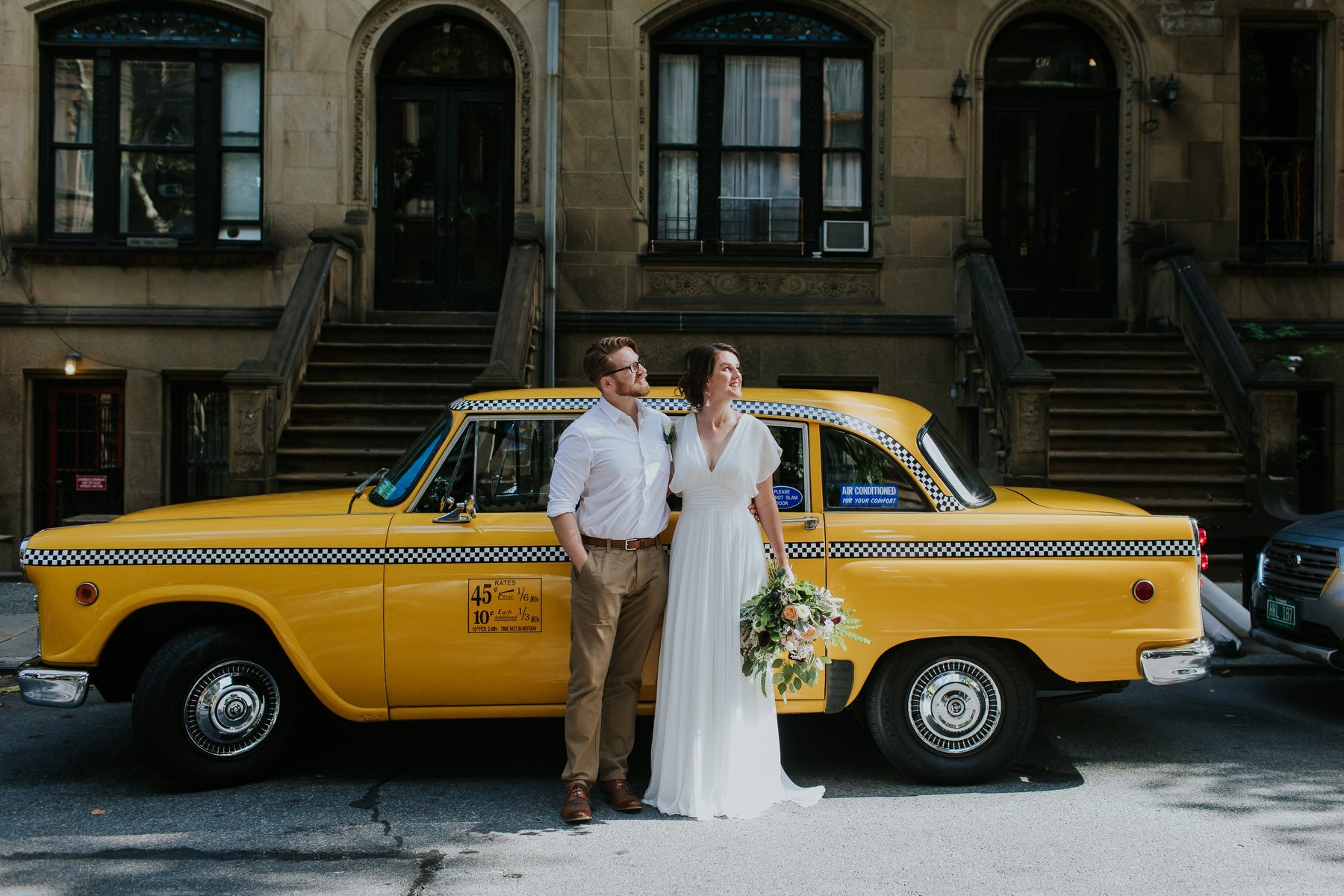 Married in New York City - Amy & Mark