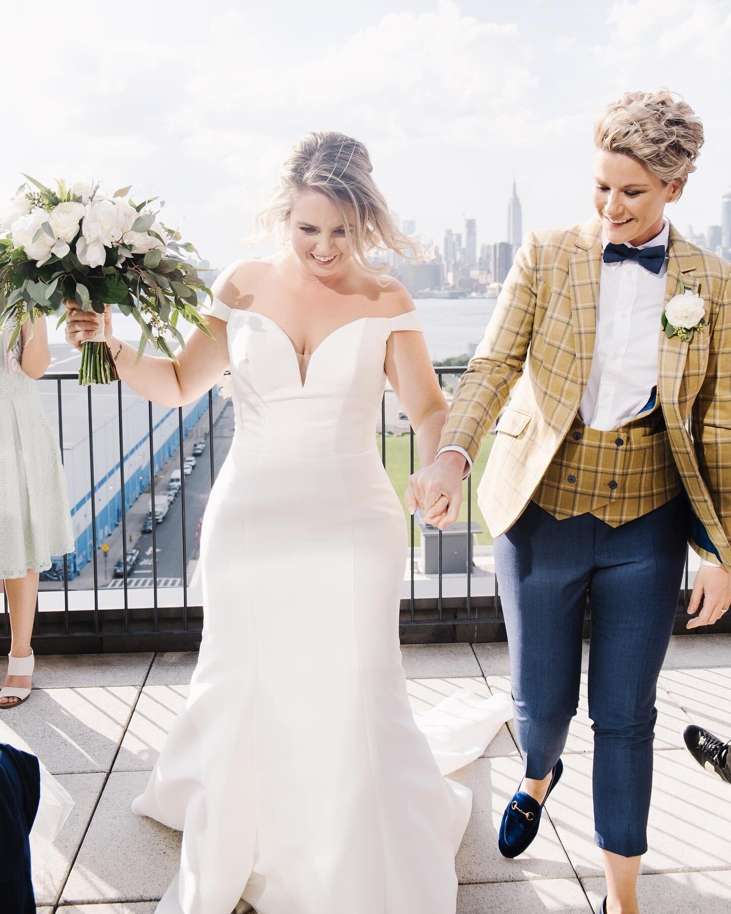 Married in New York City - Brooklyn