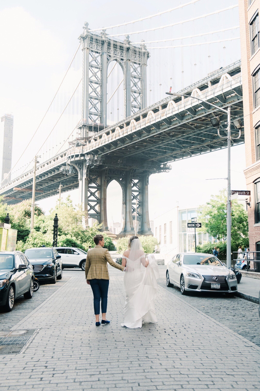Married in New York City - DUMBO