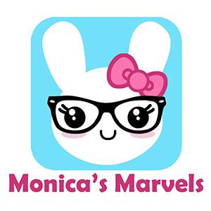 MONICA'S MARVELS    50% OFF $10+