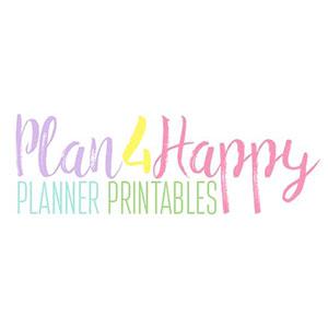 PLAN 4 HAPPY    50% OFF $10+