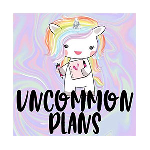 UNCOMMON PLANS    30% OFF NO MINIMUM