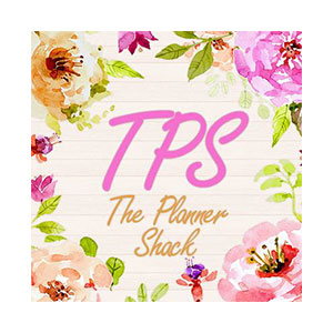 THE PLANNER SHACK    50% OFF $10+