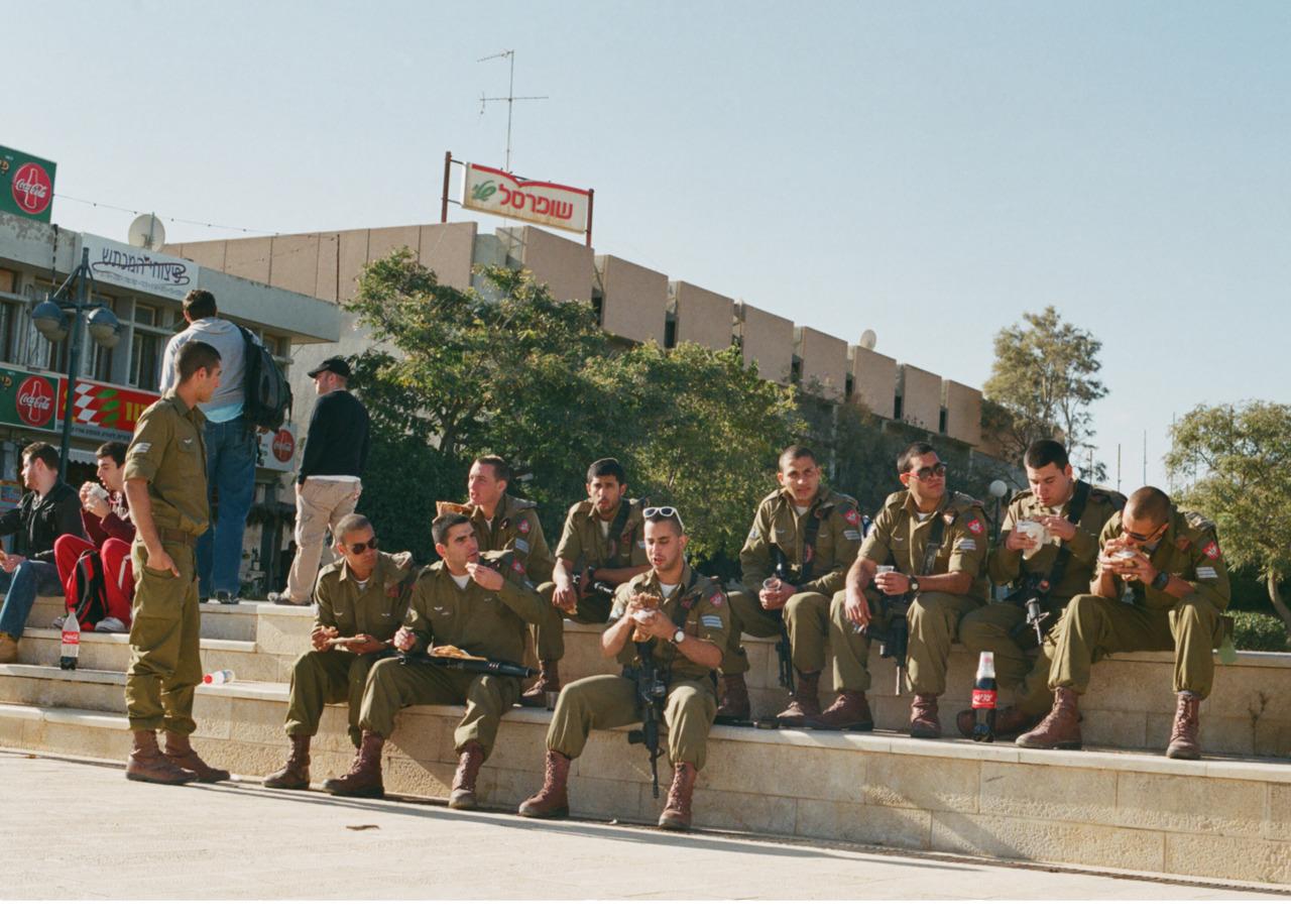 Israel/Palestine, 2012