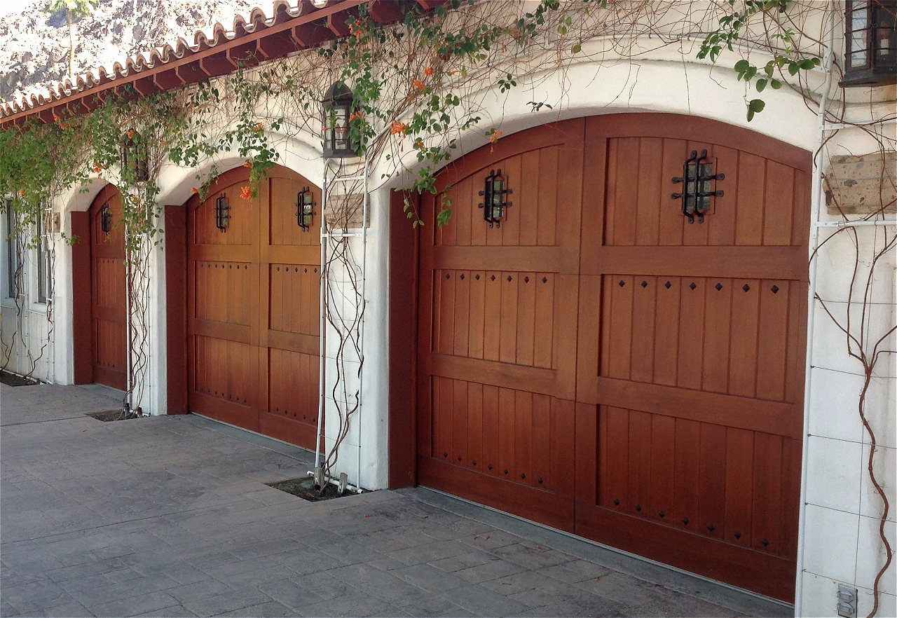 2 - Beckway Real Wood Garage Door.jpg