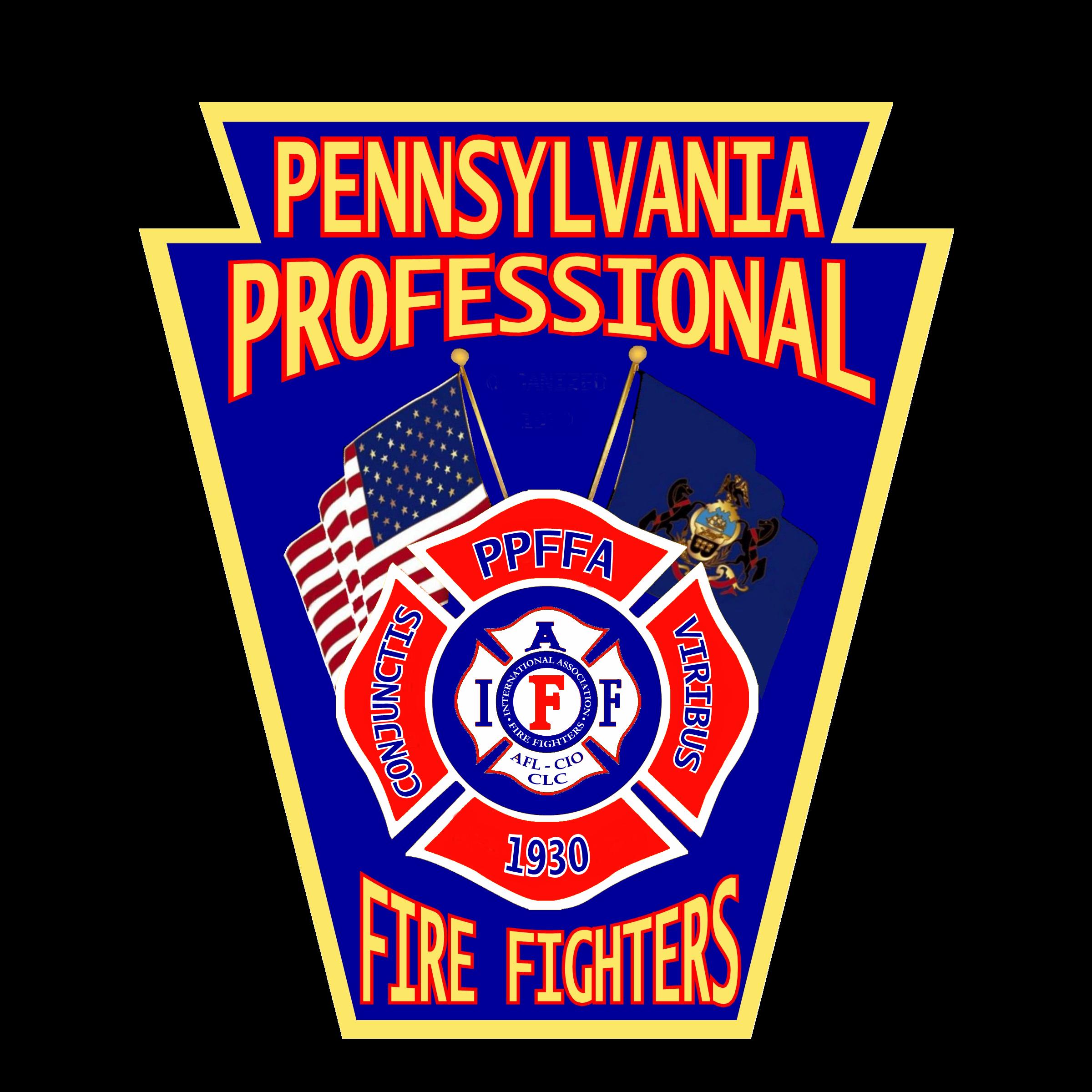 PPFFA Logo  PPFFA Logo with blue keystone