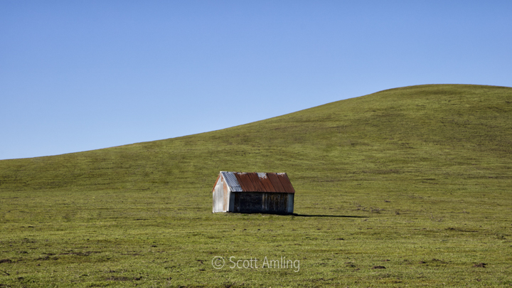 Shack on a Hill