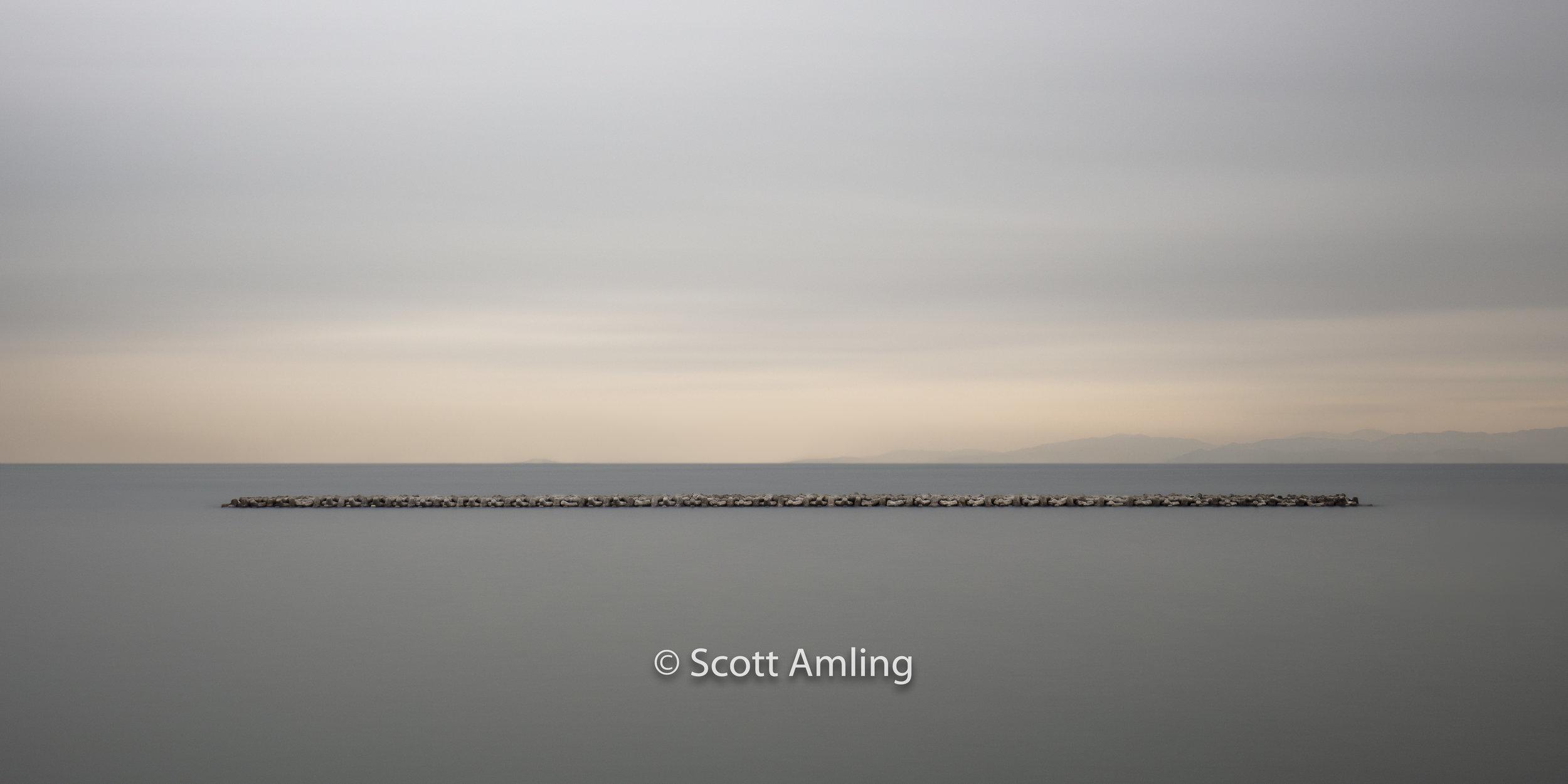 Seawall, Study II