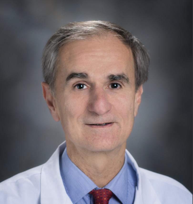 Eduardo Bruera, M.D.  Chair of the Department of Palliative Care and Rehabilitation Medicine M.D. Anderson