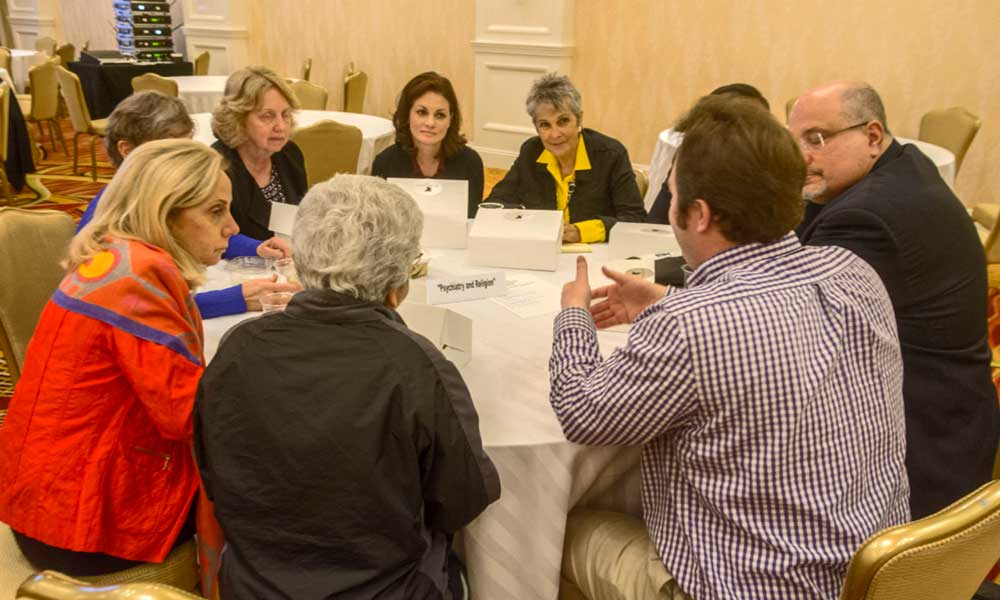TMC Chaplain's Brown Bag - These monthly seminars rotate in location as well as topic. Chaplains from TMC institutions come together to foster their networks, gain a sense of community, and share ideas.LEARN MORE