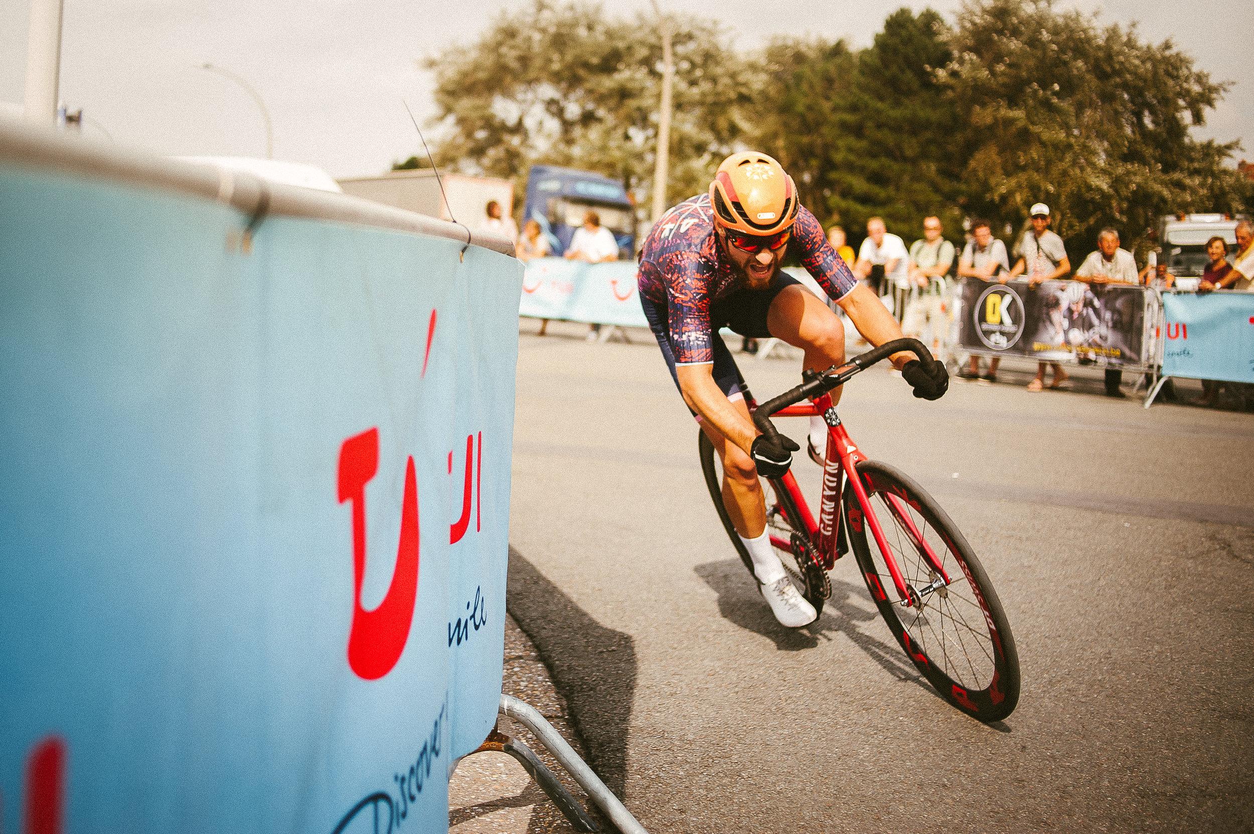 Rad Race - European fixed gear championships
