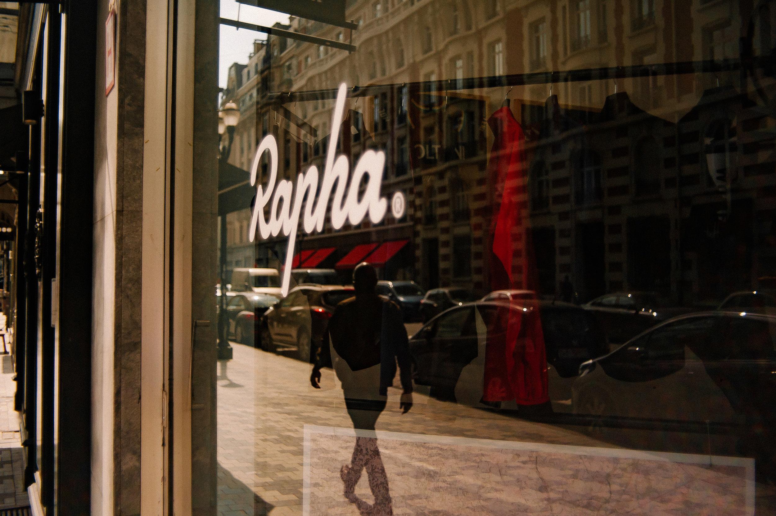 Rapha Brussels