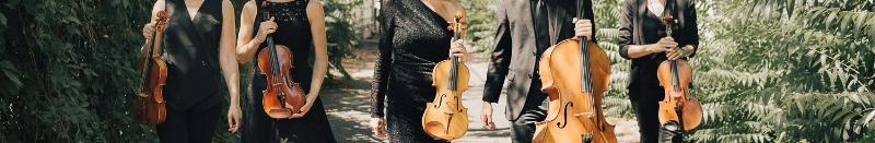 Ceremony musicians available in the US based in Denver; Solo cello, solo violin, solo piano, and ensembles