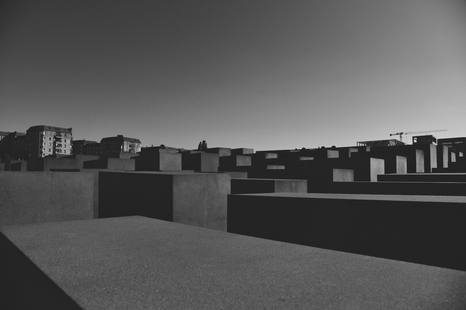 Denkmal für die ermordeten Juden Europas, Berlin, Germany