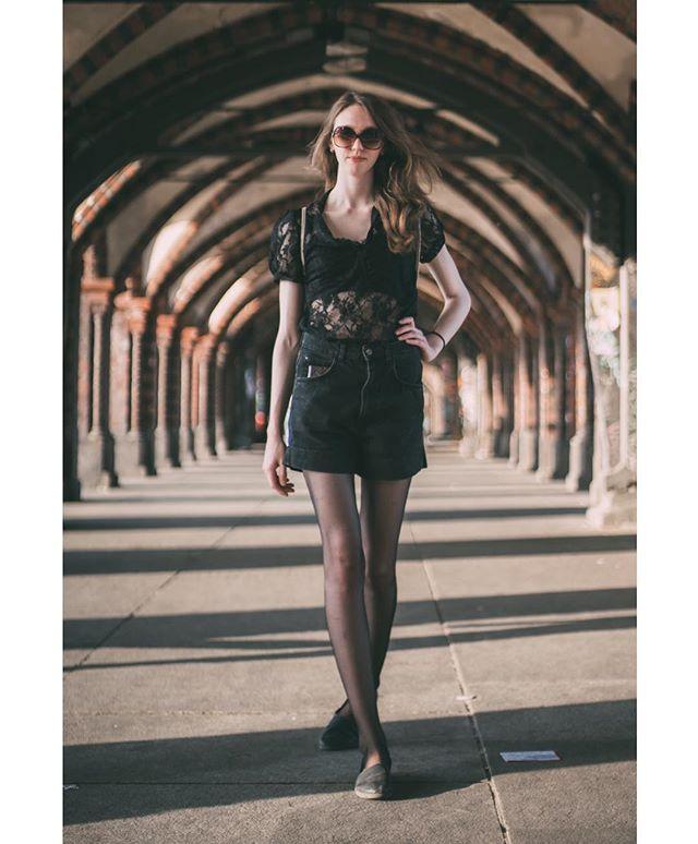 Berlin' sunset shot 🌇 with @missphil96 - - - - - - - - - - - - 🏜 🌅 🛤 - Tag:  #ootd #summer #summertime #lifestyle #foto #germany #berlin #sunset #strobistphotography #womenportrait #modeling #fashionphotograph #portraitmood #monocromatico #beautyshoot #fotografa #retratos #portrait #portraits #portrait_ig #portraitpage #instagoods #portraiture #theportraitpr0ject #sony #travel #la #london #sonyalpha