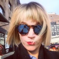 I fancied myself a modern day Edie Sedgwick.