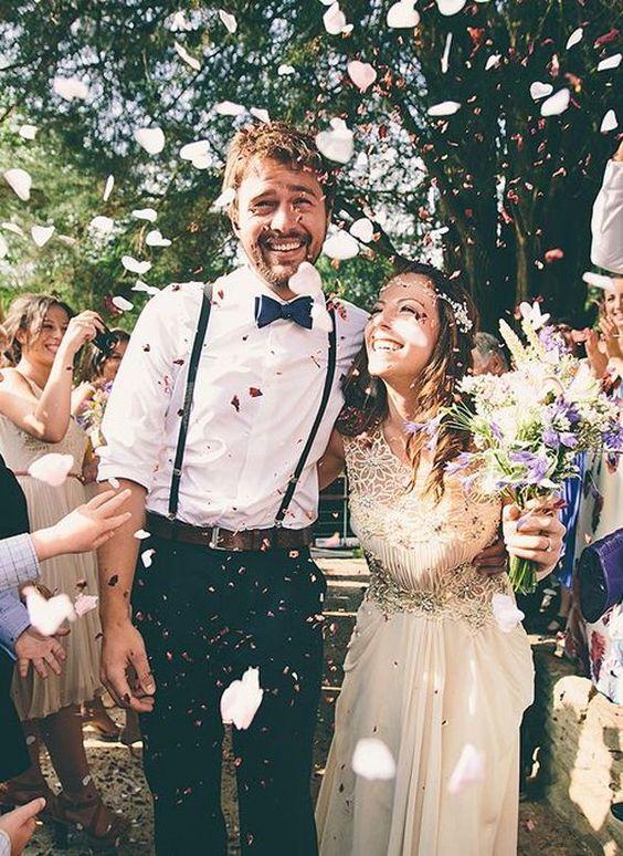 Photo via  Wedding of My Dreams