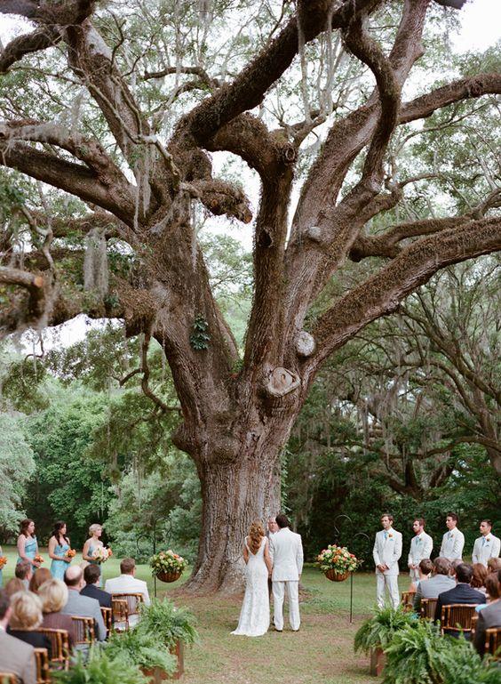 Photo via  Southern Weddings