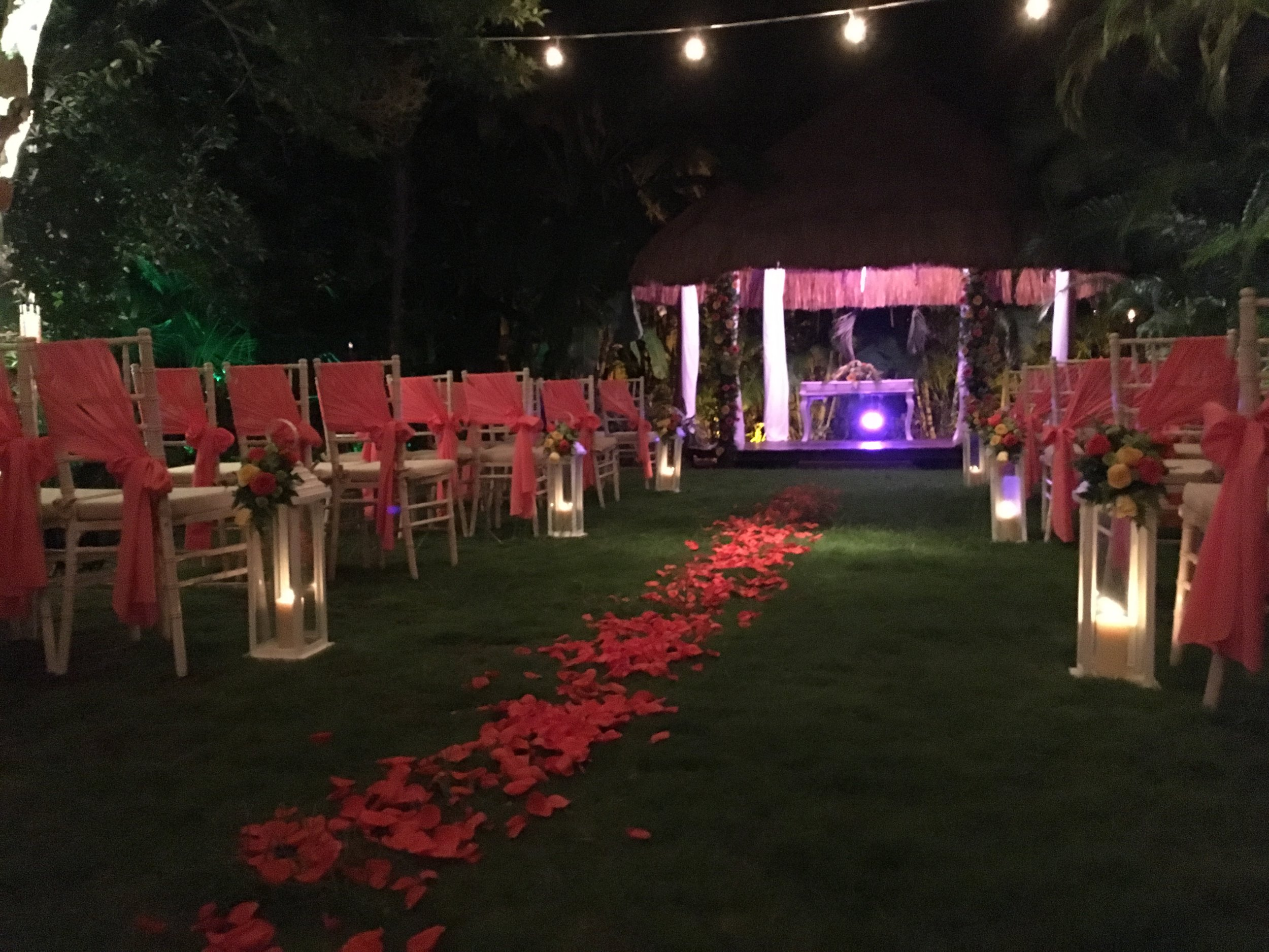 secret garden wedding at night.JPG