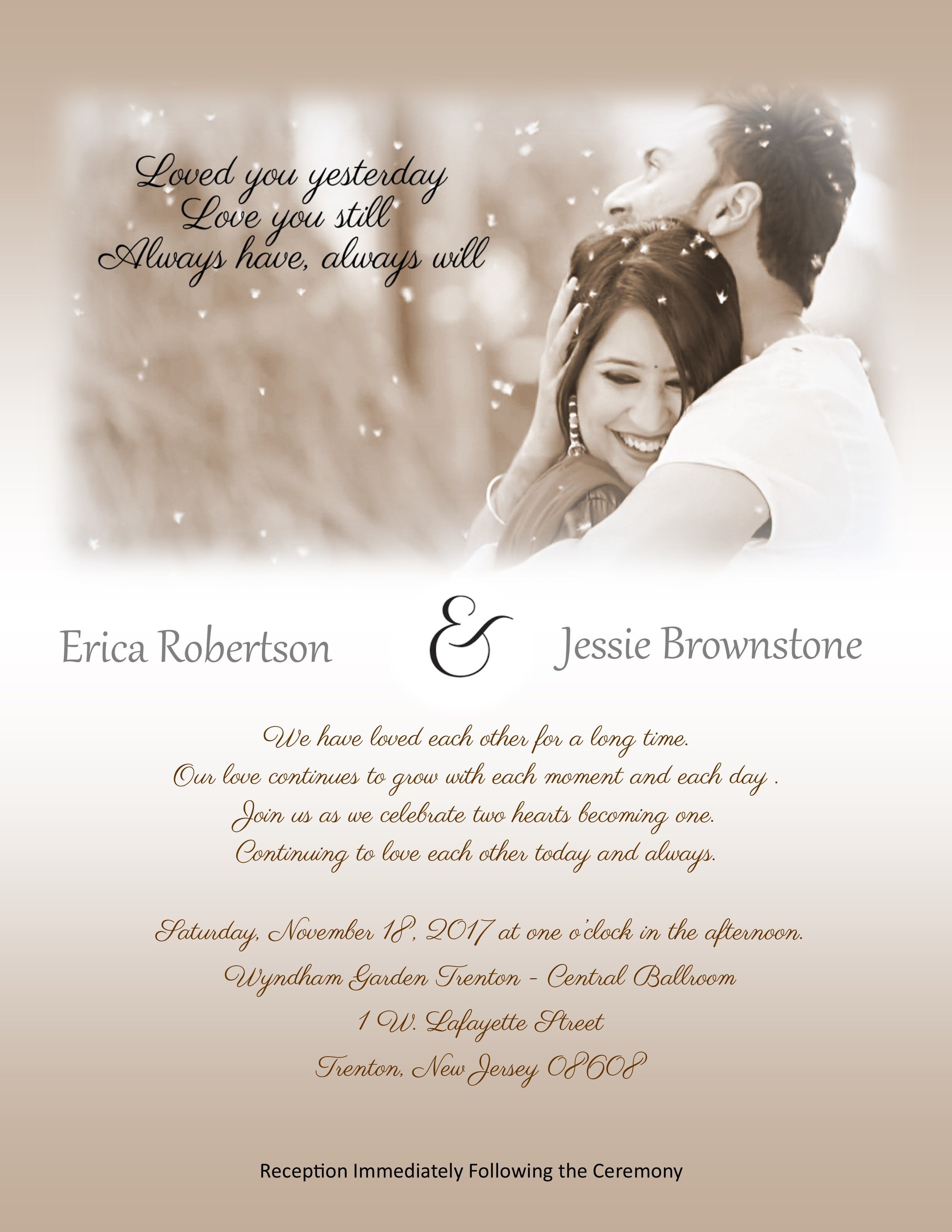 Loving Couple Wedding Invitation.jpg