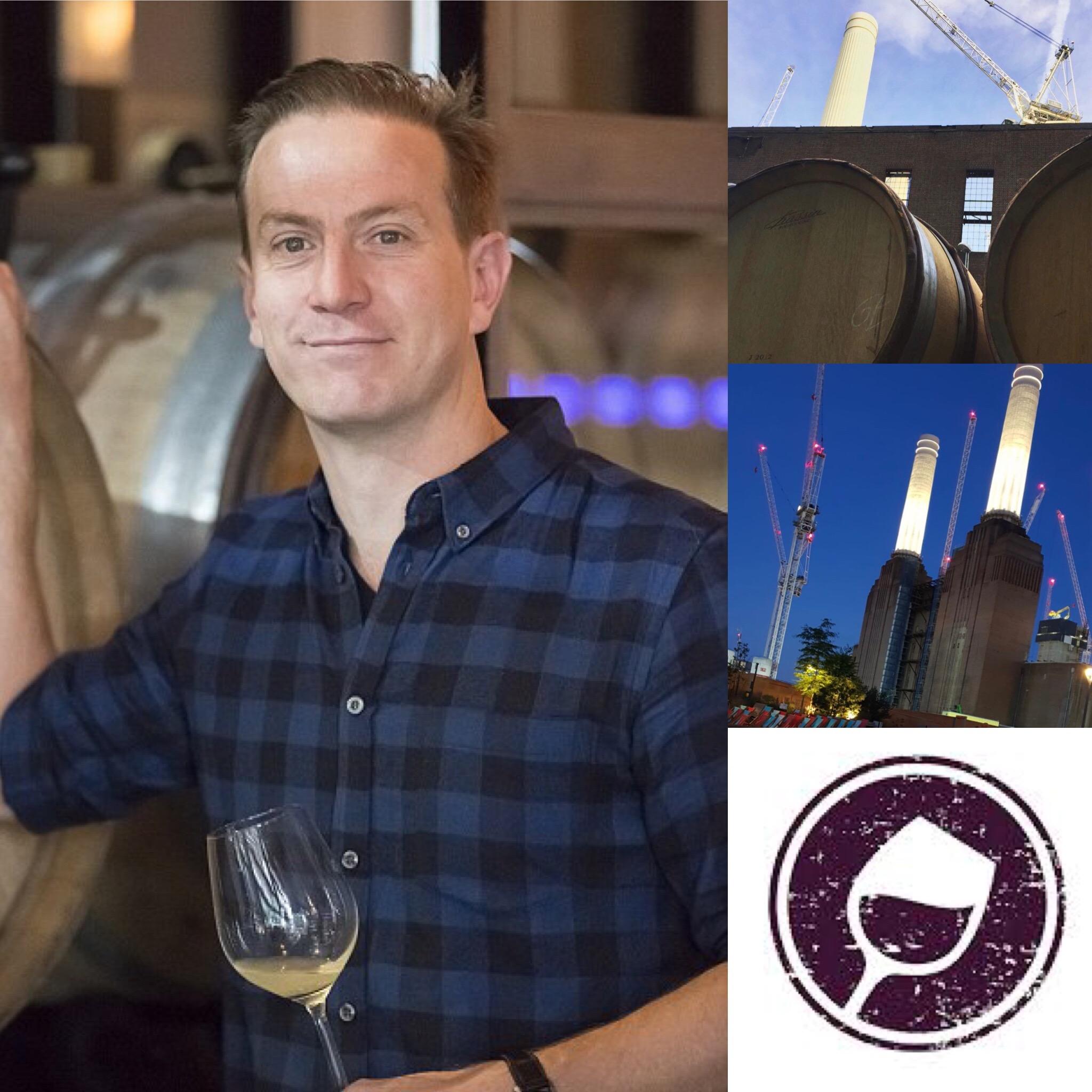Gavin Monery - Vagabond Wines - Battersea