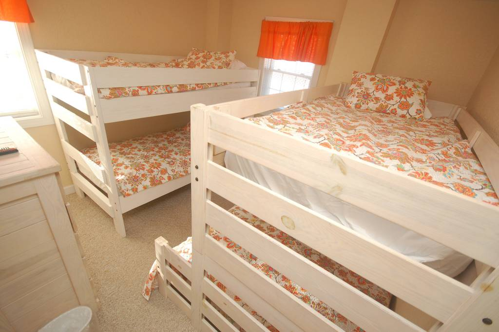 Double-Twin & Twin -Twin Bunk Bed Room on Ground Level with Bathroom on Same Floor.jpg
