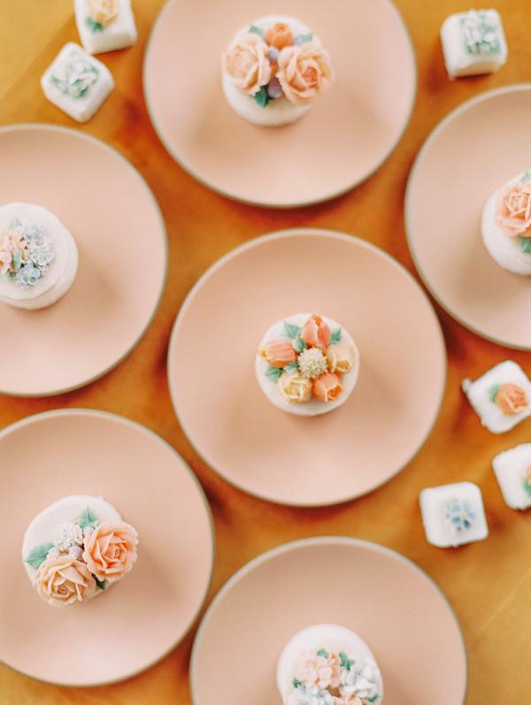 "Featured on    Style Me Pretty       -  ""Modern Meets Colorful Korean Tradition Wedding Inspiration"
