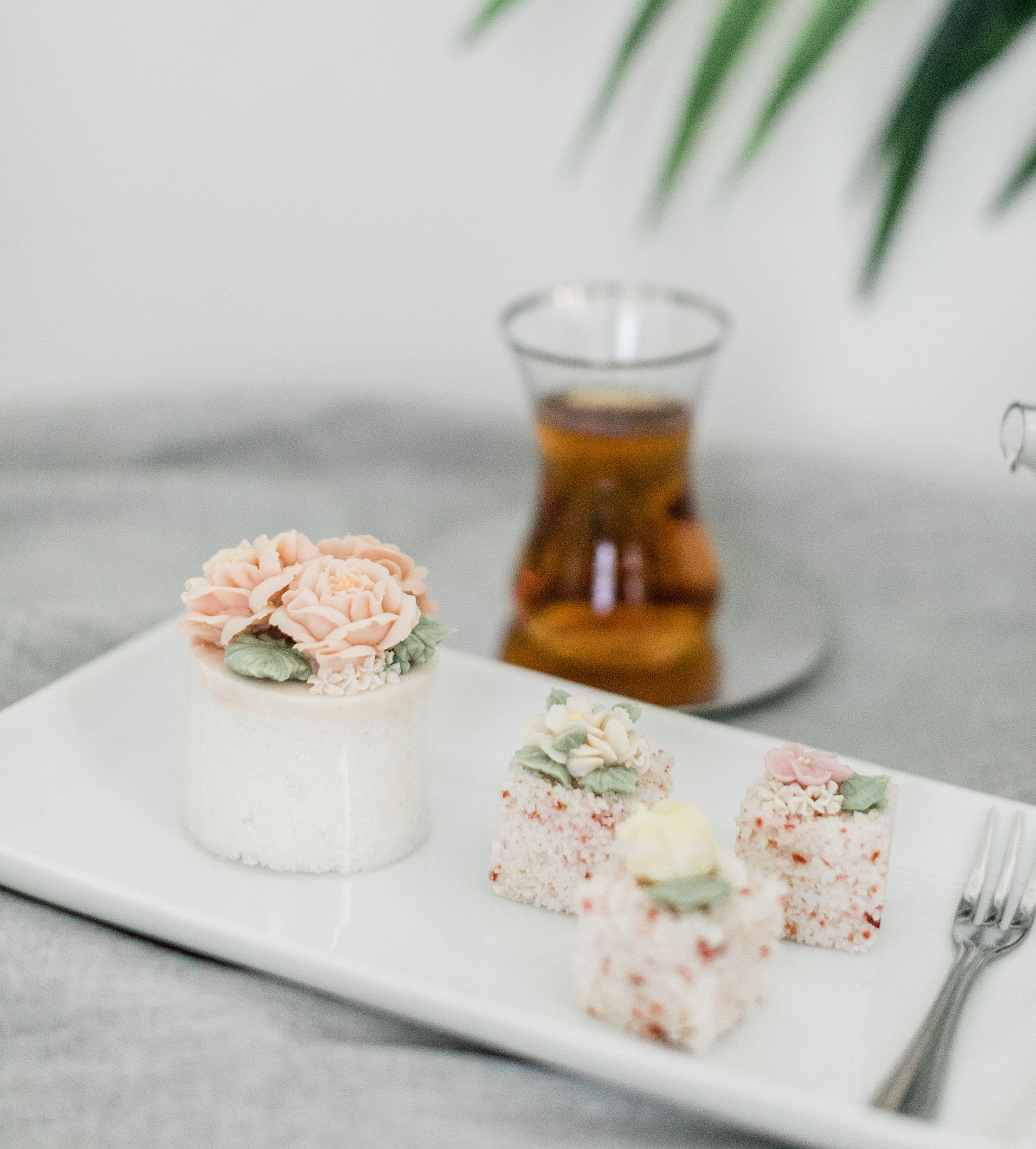 Rice Cupcake & Bites (photo :  SYKIM Photography