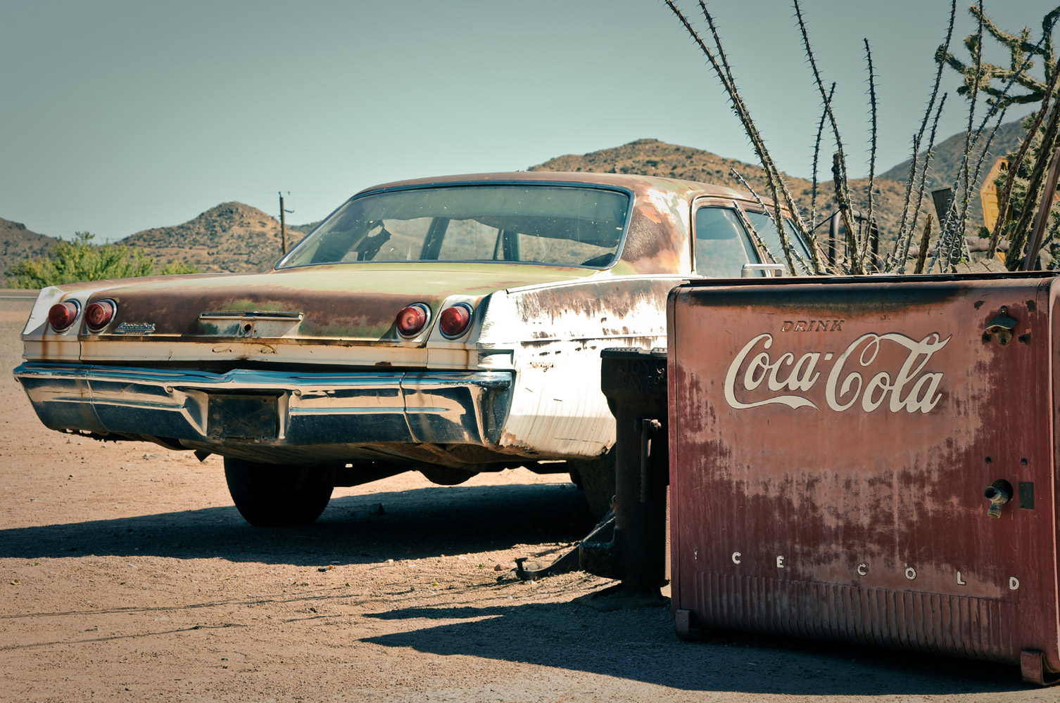 Route 66 - Arizona, 2011