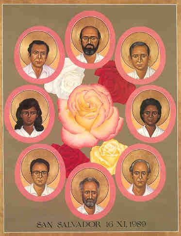 The Jesuit Martyrs of El Salvador