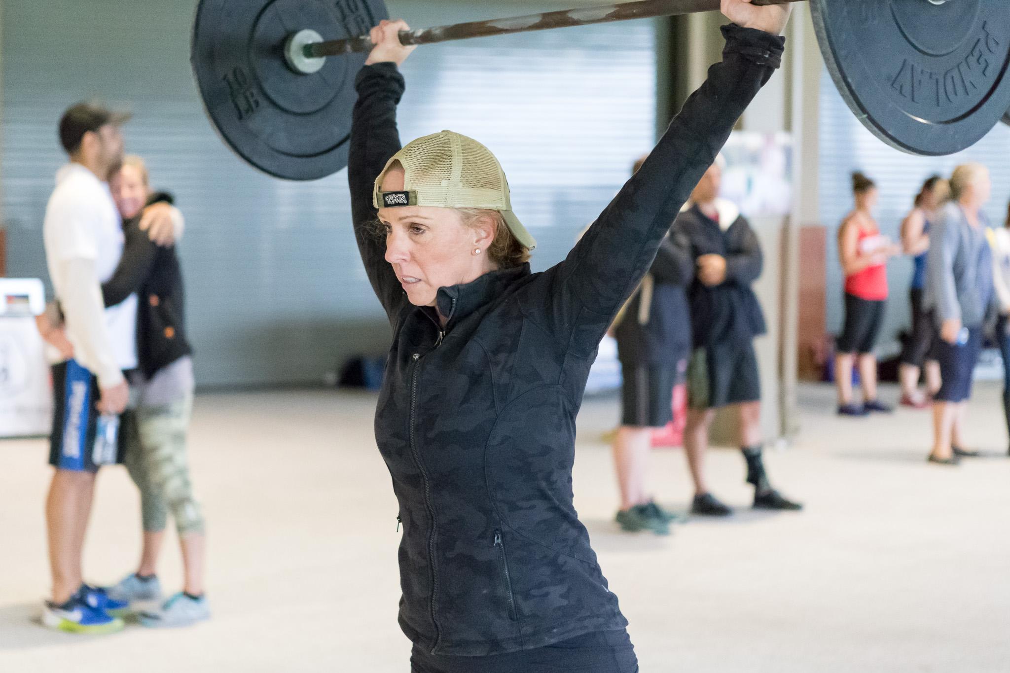 Kelly Stratton, Member, CrossFit S3