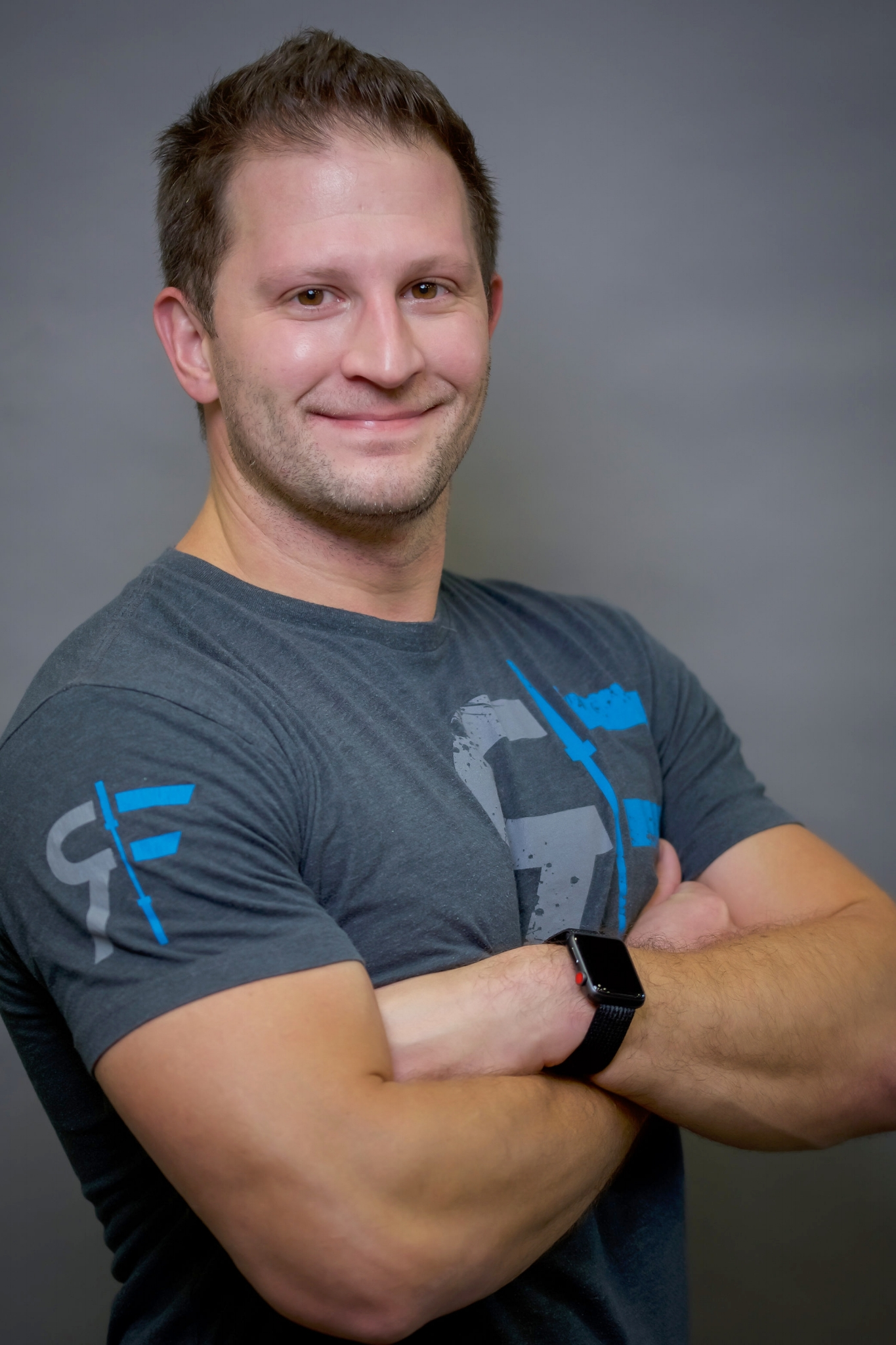 Coach Mike    Specializations  CrossFit Level 2 Trainer CrossFit Kids Trainer CrossFit Gymnastics CrossFit Strongman CrossFit Mobility  Mike has been CrossFitting for 6 years and fully believes CrossFit is the best way to lead a healthy and full life. Mike, and his wife Sheilla, are the proud parents of their twin boys, Emmett and Zack, and cannot wait for them to join the CF Kids class! Mike's favorite part about coaching is seeing the excitement on the athletes faces when they accomplish goals they think they couldn't.