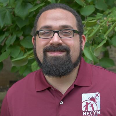 Darius Villalobos - NFCYM Director of Multicultural Ministry