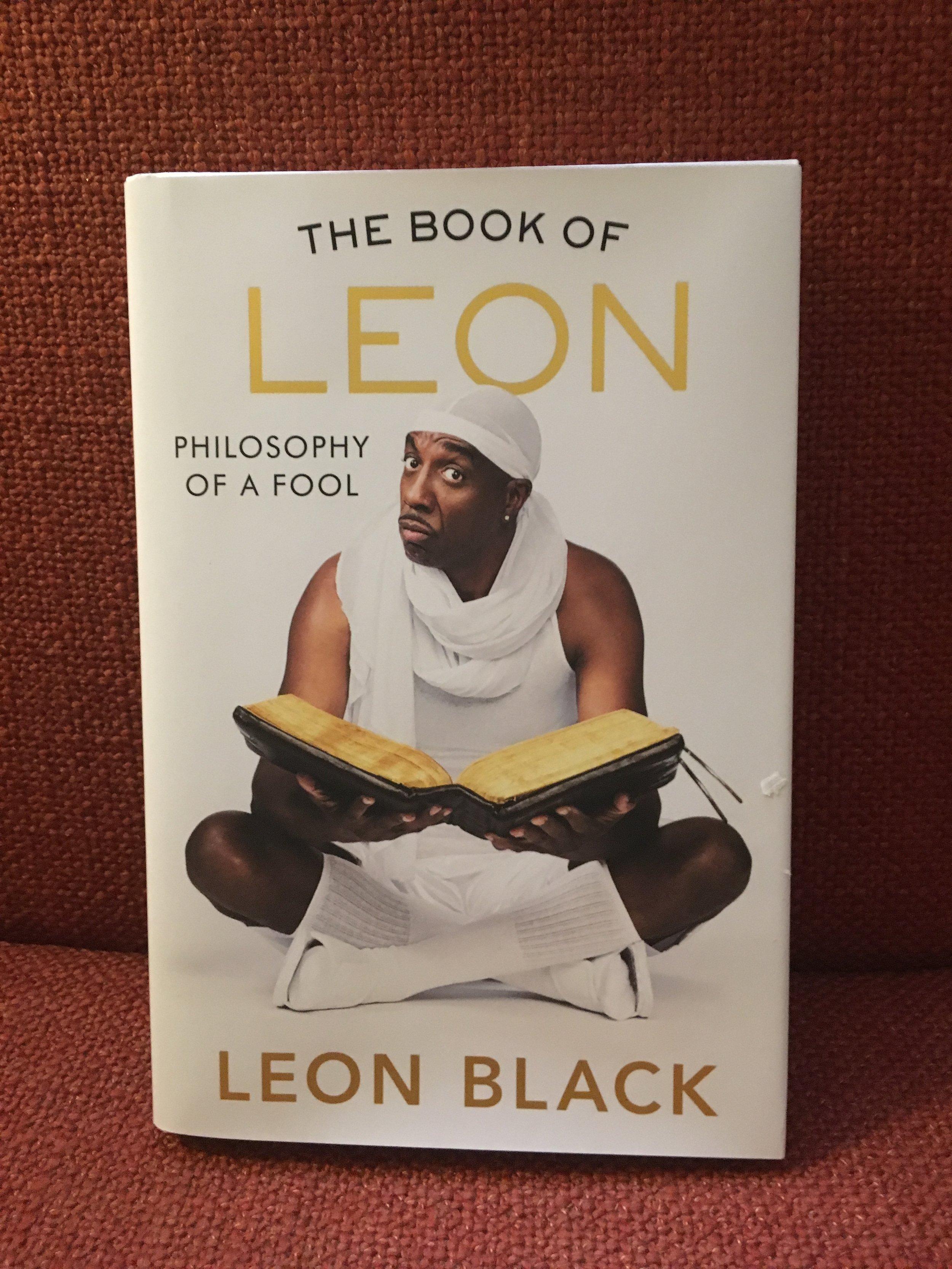 The Book of Leon.JPG