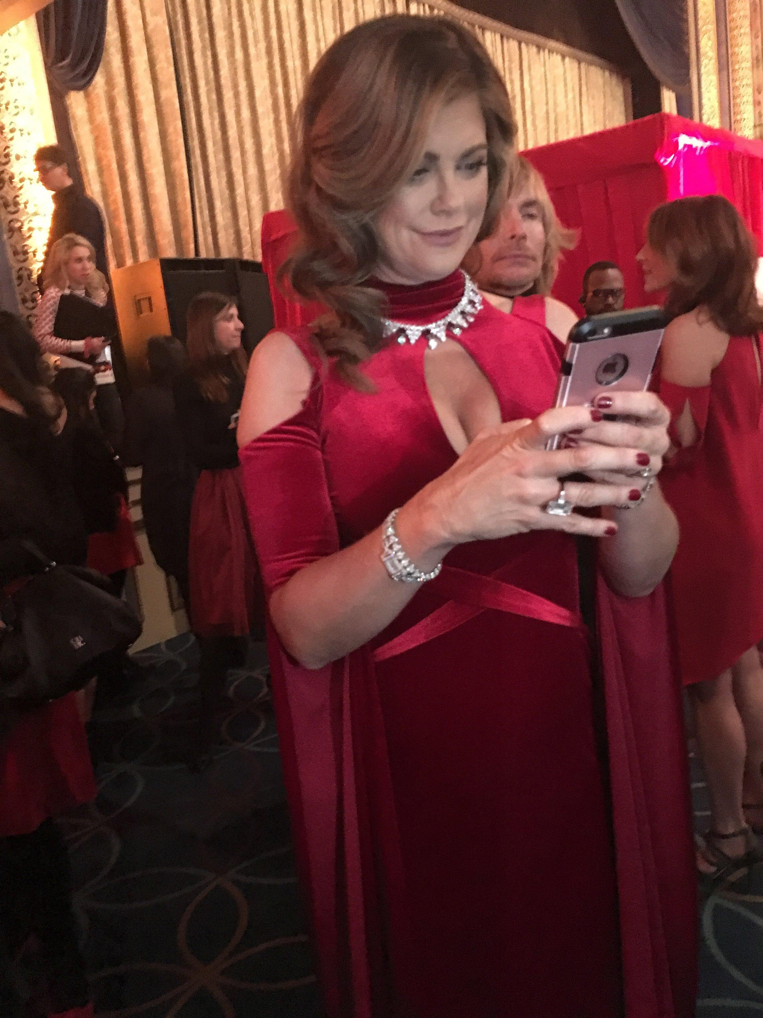 Kathy Ireland cell phone.JPG