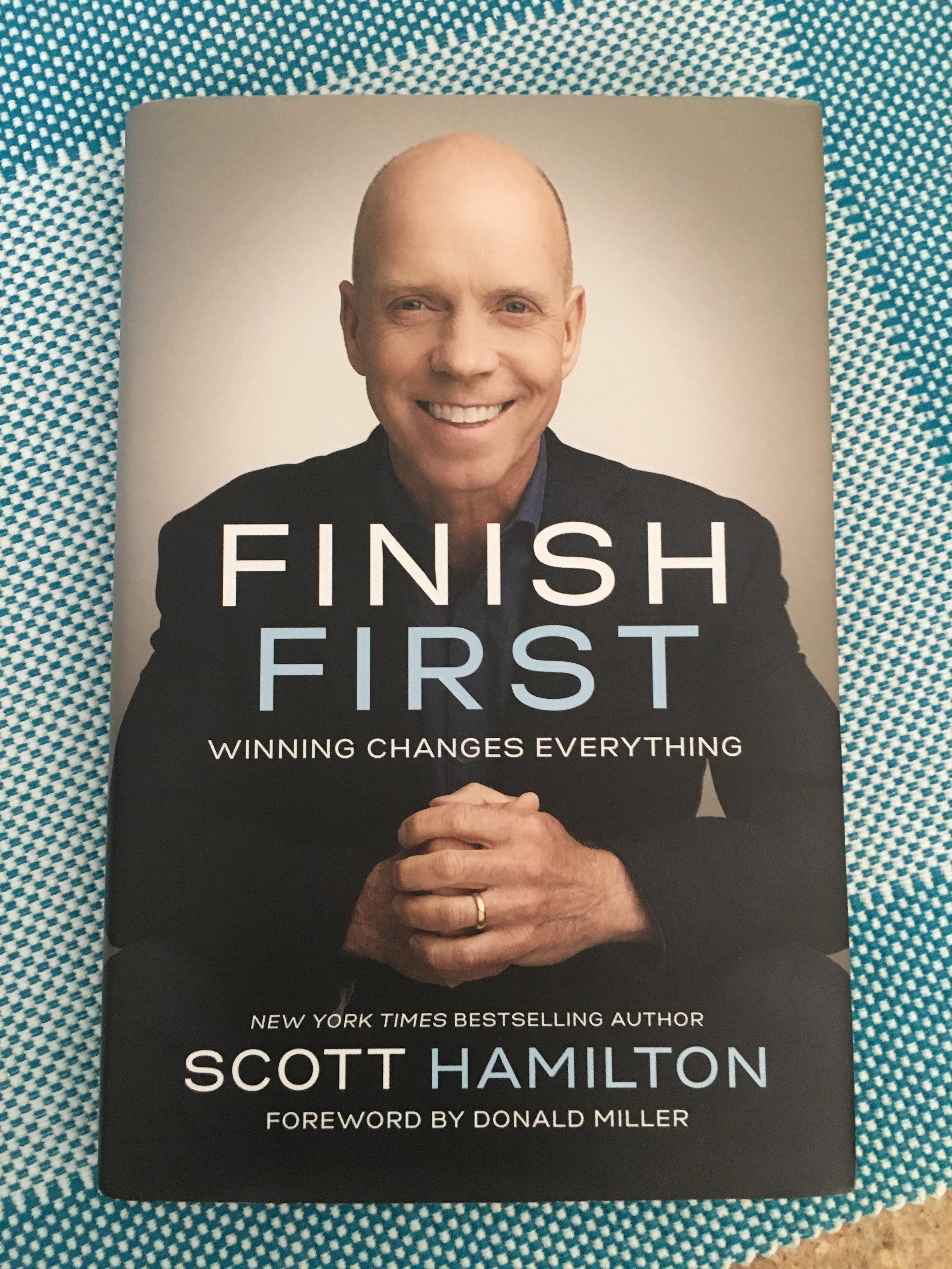 Scott Hamilton FINISH FIRST.JPG