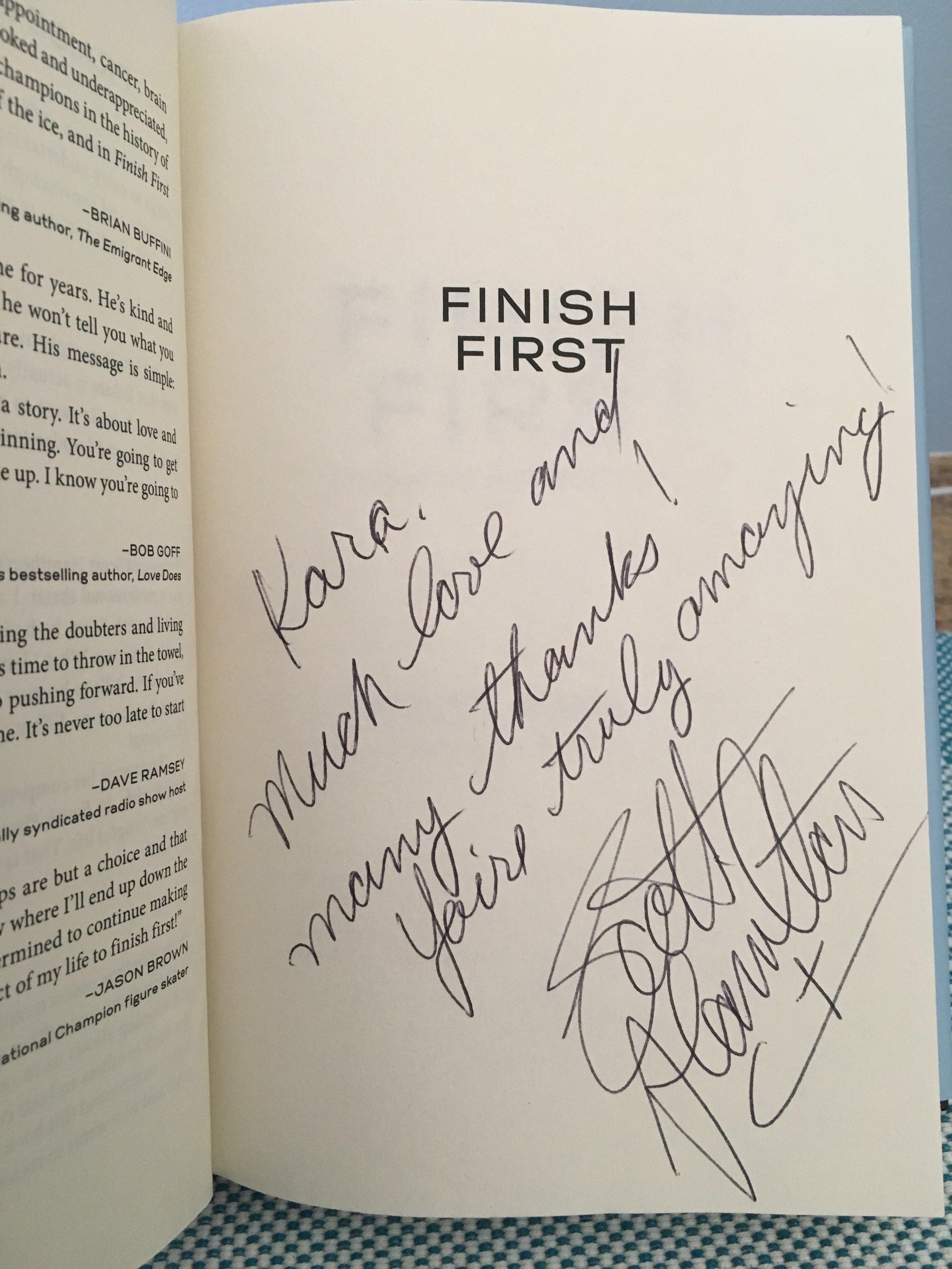 Scott Hamilton book inscription.JPG
