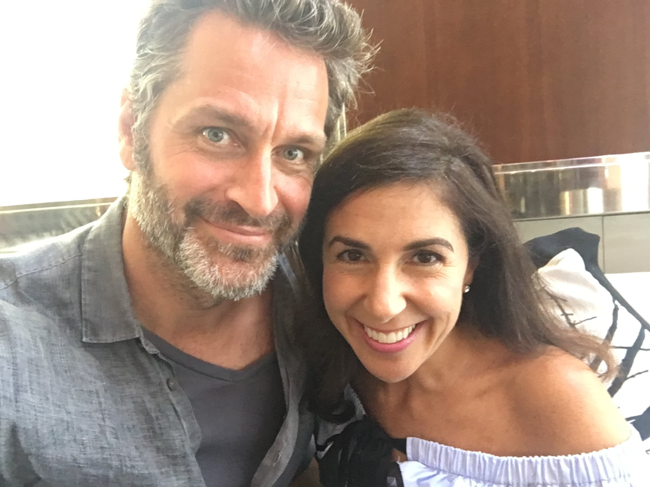 Peter Hermann and Kara Mayer Robinson.JPG