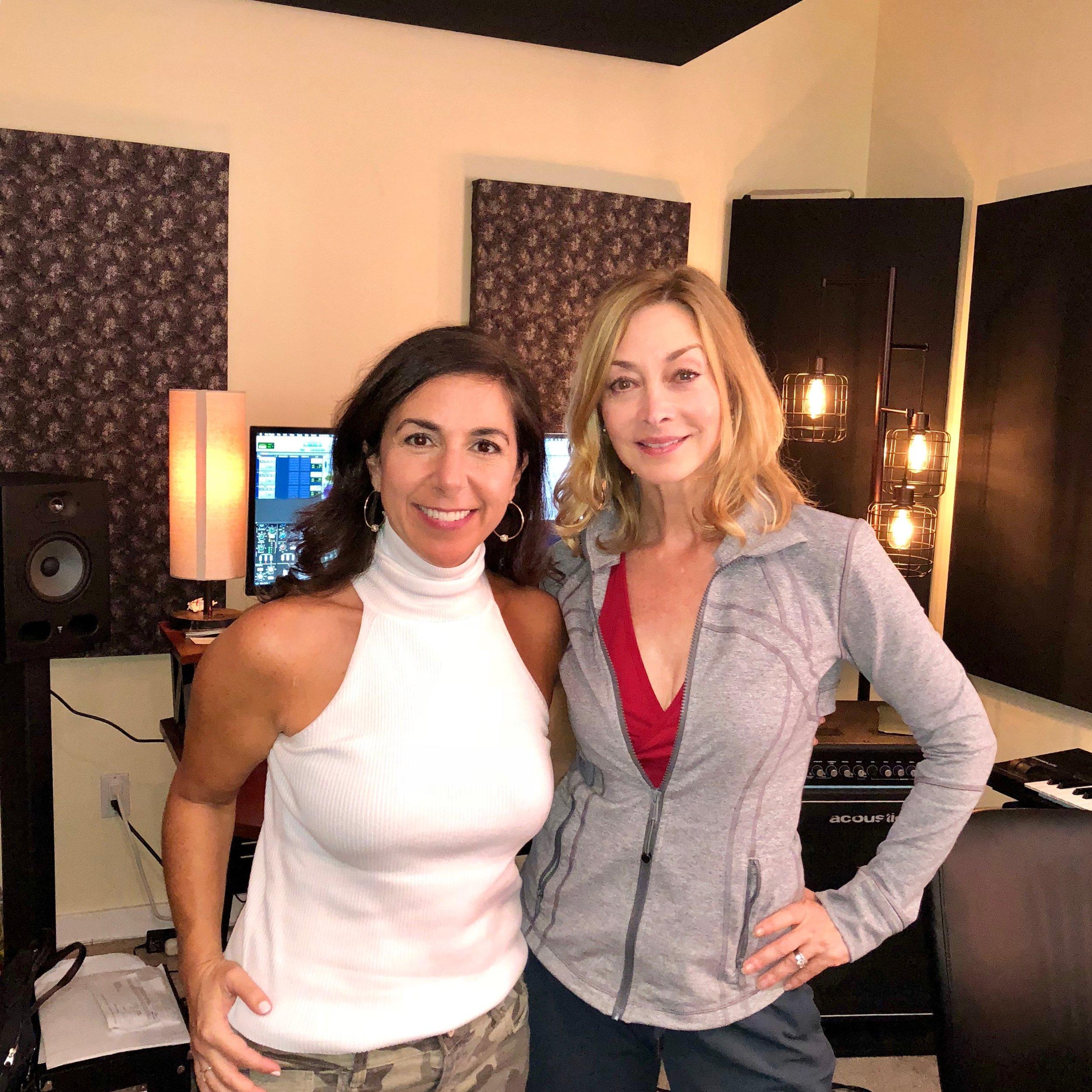 Sharon & Kara - atsoundBOX Studio City.