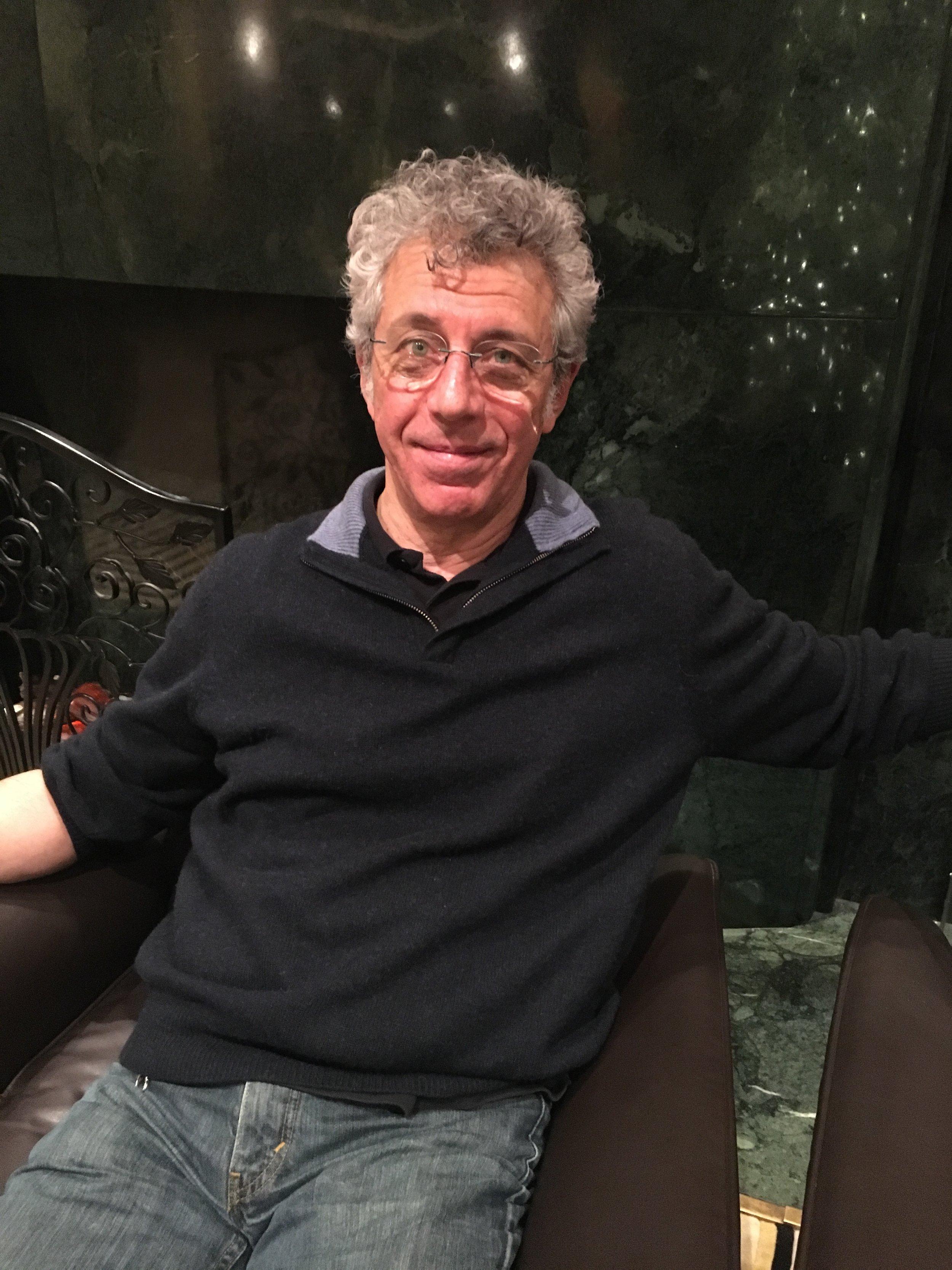 Eric Bogosian at Sofitel.JPG