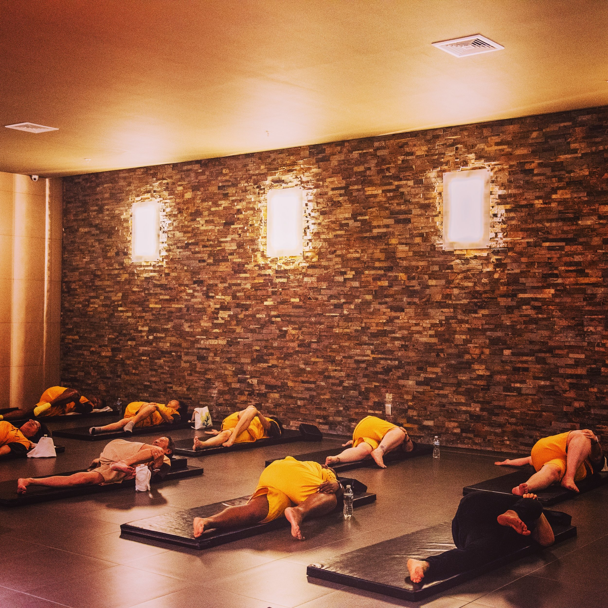 Daily Yoga Classes at  - Island Spa