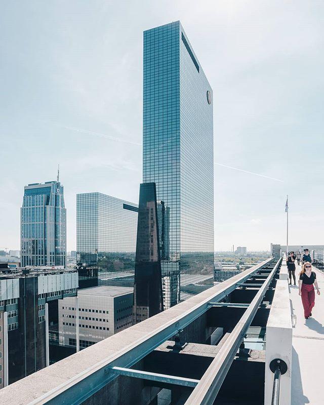 Picturesque perspective. • • • #gestaltes #rotterdam