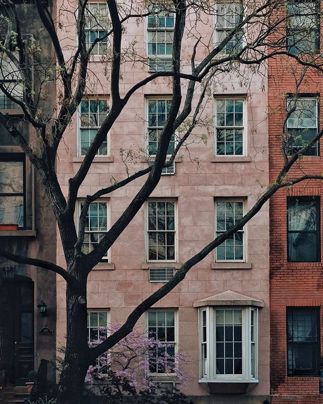 I'm supposed to be writing my performance evaluation today, started at 10am and only 3 paragraphs in 🤦‍♀️ what are you all up to? I still daydream about NYC facades everyday 😍