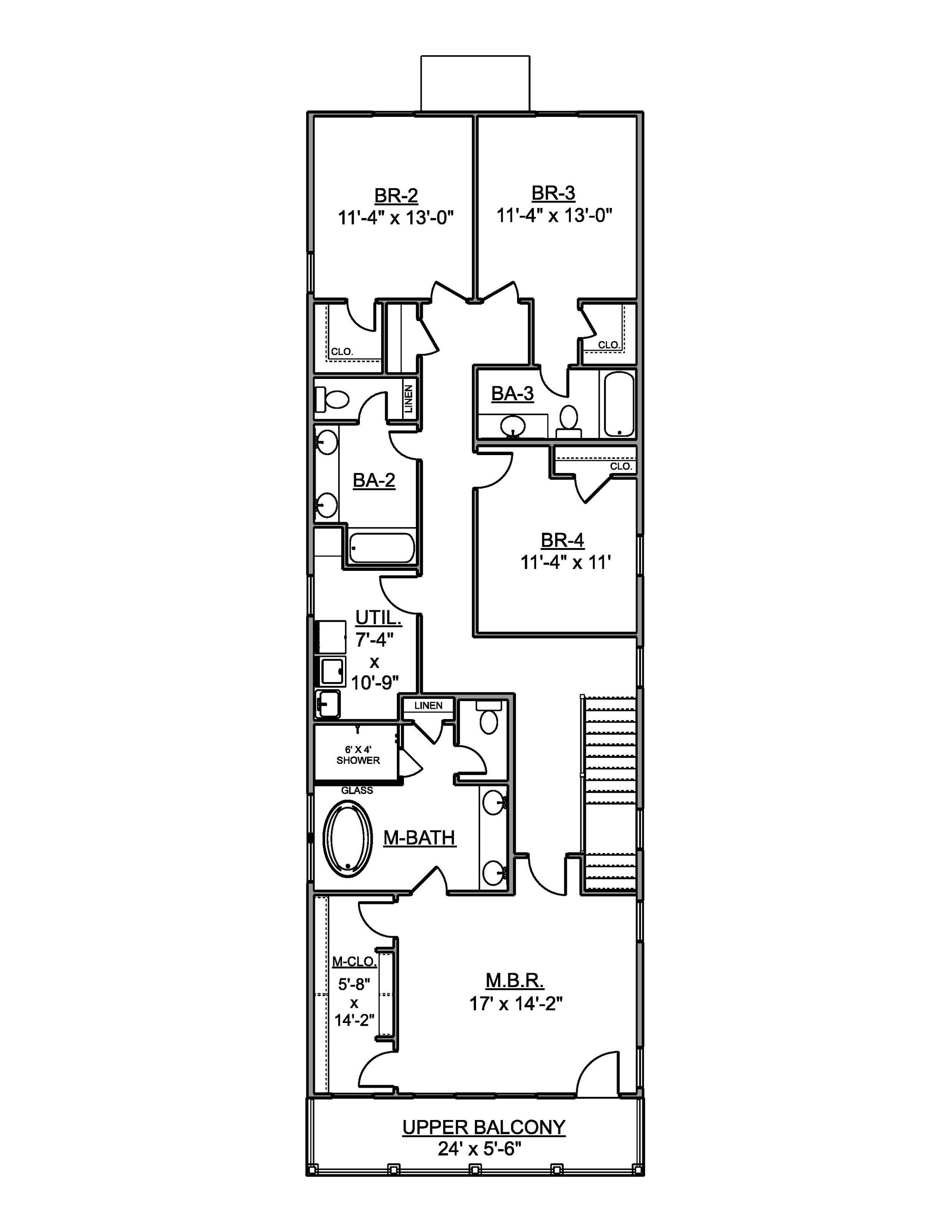 Upper Floor Plan_5300 Constance.jpg