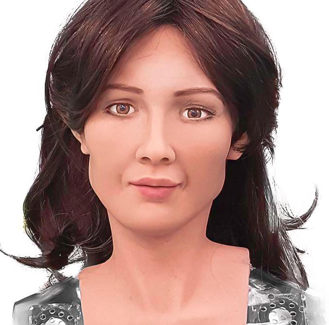 Sophia, the robot